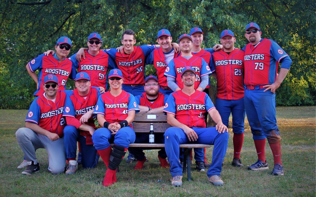 Roosters Baseball Landesliga